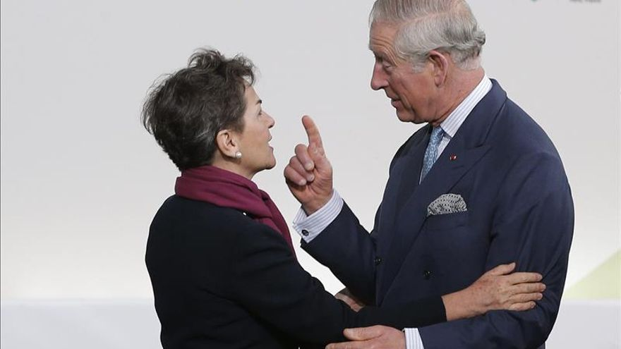 """Figueres advierte a los negociadores de que el mundo les está mirando """"y cuenta con ustedes"""""""