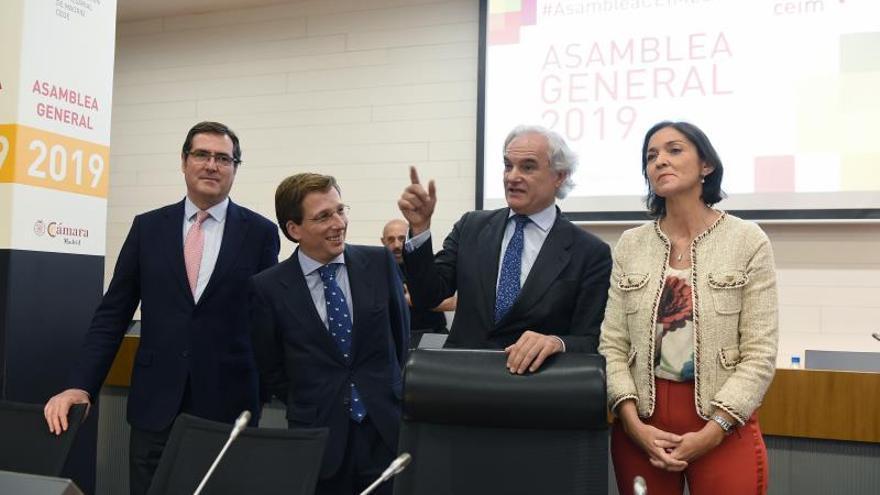 Miguel Garrido, elegido presidente de la patronal madrileña hasta 2023