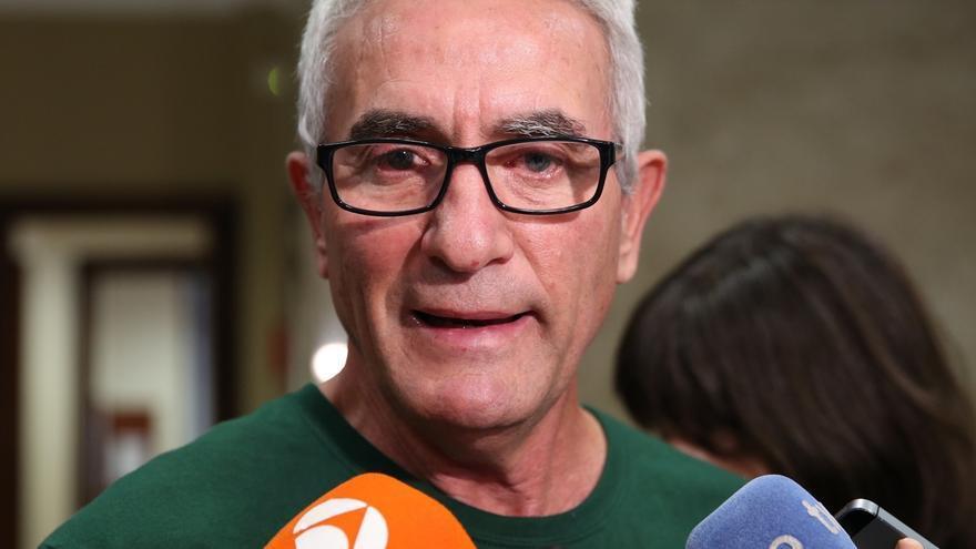 """Cañamero (UP): La decisión judicial sobre Bódalo """"me da un poco de asco"""""""