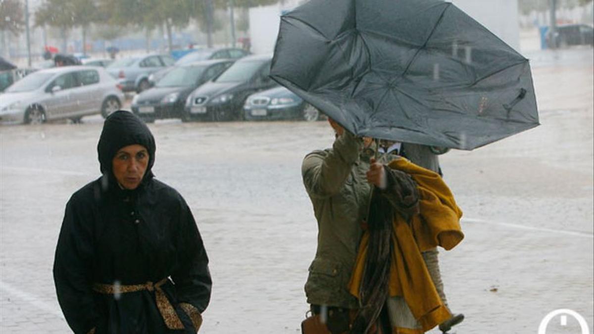 El viento, protagonista el martes en la provincia