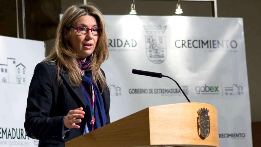 Vicepresidenta de la Junta, Cristina Teniente