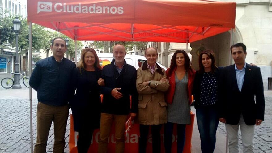 """De Miguel no tiene """"duda alguna"""" de que Ciudadanos entrará en el Parlamento vasco"""