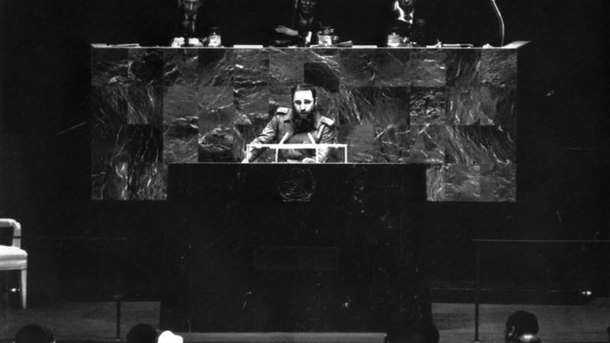 El eco de Fidel Castro aún resuena en Naciones Unidas