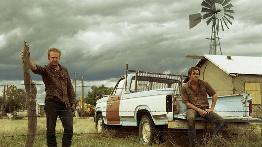 """Jeff Bridges y Chris Pine actualizan el western en """"Comanchería"""""""