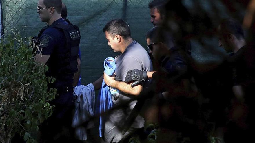 El Servicio Asilo griego aplaza el estudio de solicitud de oficiales turcos huidos