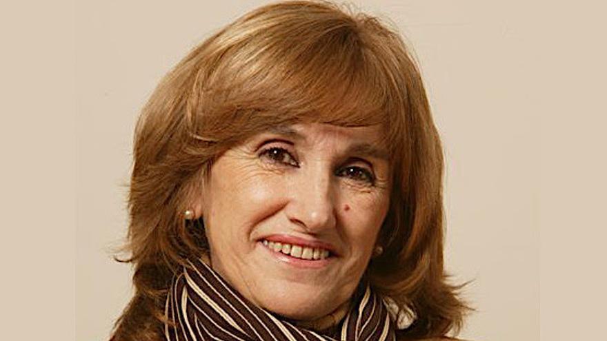 La peneuvista María Jesús Aguirre