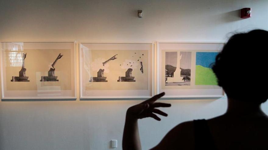 Exposición indaga cómo la memoria construye el relato del exilio español