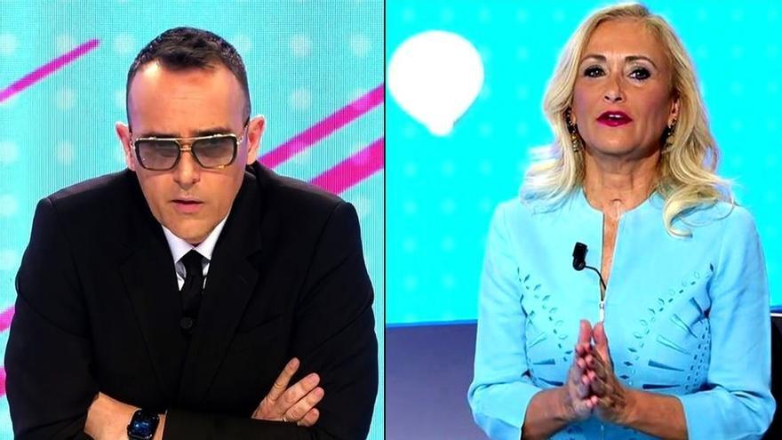 Risto Mejide / Cristina Cifuentes
