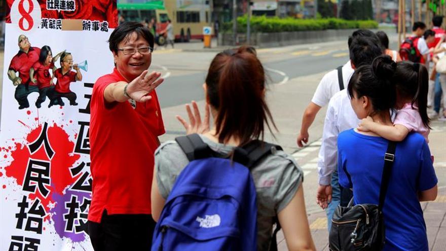 Pekín obligará a los diputados por Hong Kong a jurar fidelidad a China