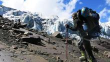 El checo Jan Travnicek, friend de Ternua, comienza su expedición al K2