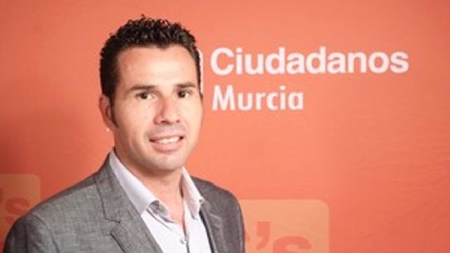 Mario Gómez, Ciudadanos Murcia