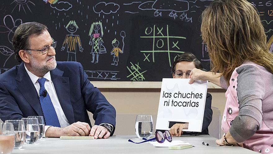 Mariano Rajoy, en '26J. Quiero gobernar'