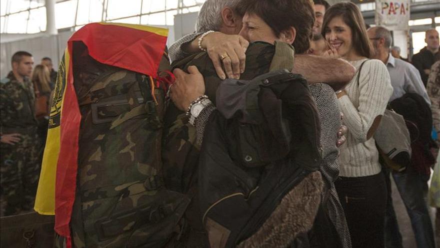 Realizado el relevo de mando de las tropas españolas desplegadas en el Líbano