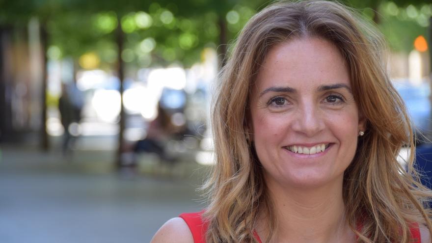 """Sumelzo se entera """"por la prensa"""" de su relevo como coordinadora de los diputados aragoneses del PSOE"""