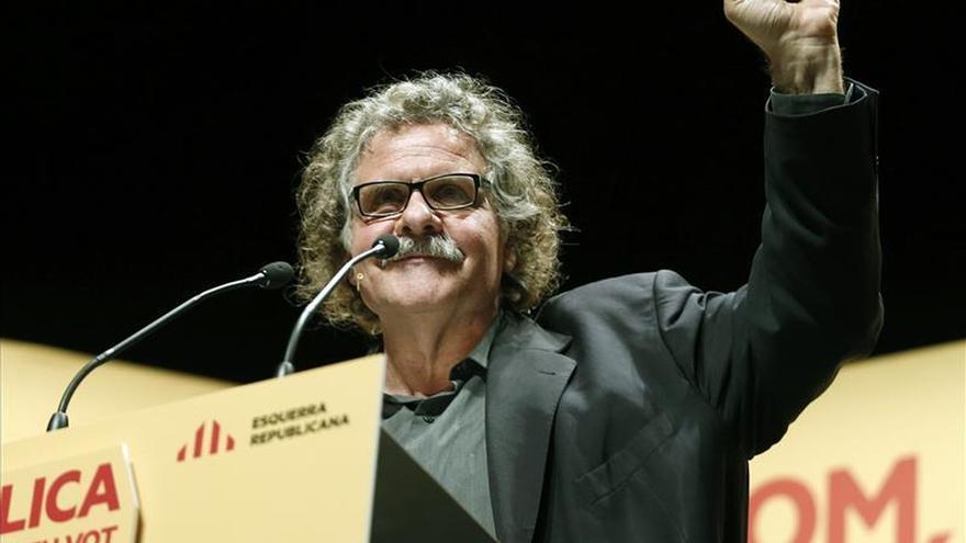 """Tardà (ERC) está convencido de que la CUP """"rematará"""" bien un acuerdo con JxSí"""