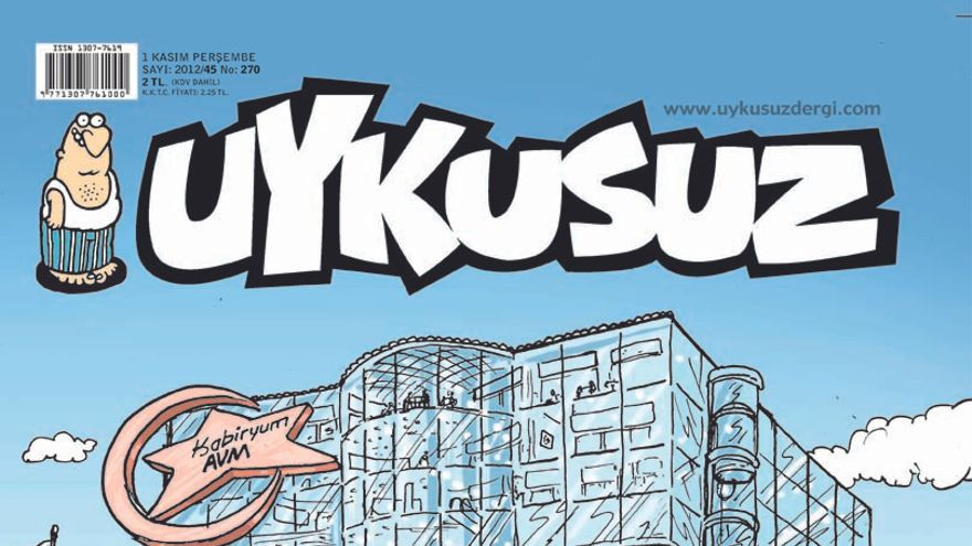 "Uykysuz: Erdogan sueña con la ""nueva Taksim"""