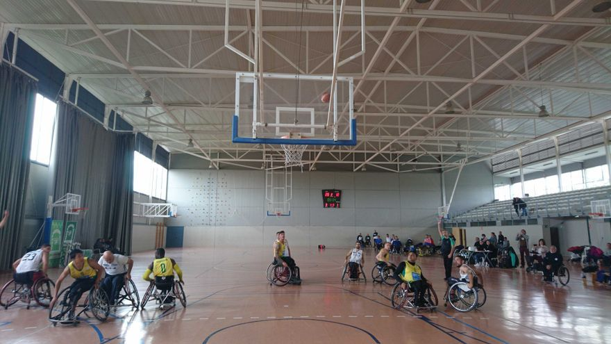 BSR Vistazul, a ganar la Copa Andaluza de Basket en Silla de Ruedas