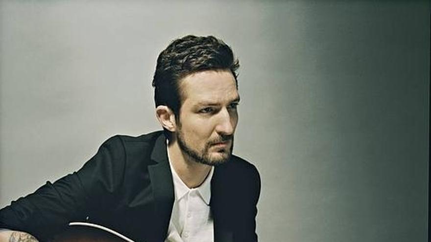 El cantautor folk, Frank Turner, actuará este fin de semana en Escenario Santander.