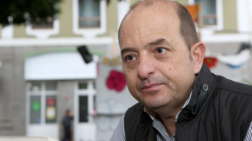 Juan José Cardona, portavoz del PP en el Ayuntamiento de LPGC.