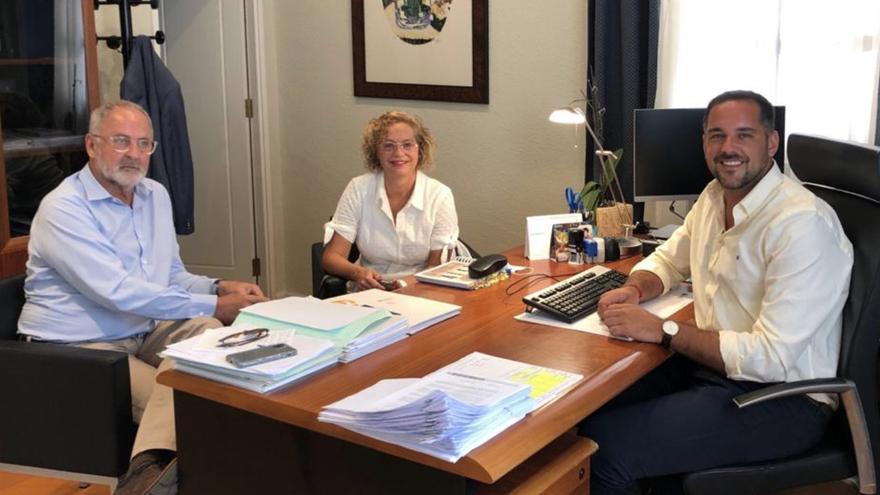 Las nuevas 20 ambulancias de La Palma contarán con equipamiento sanitario y tecnológico de última generación