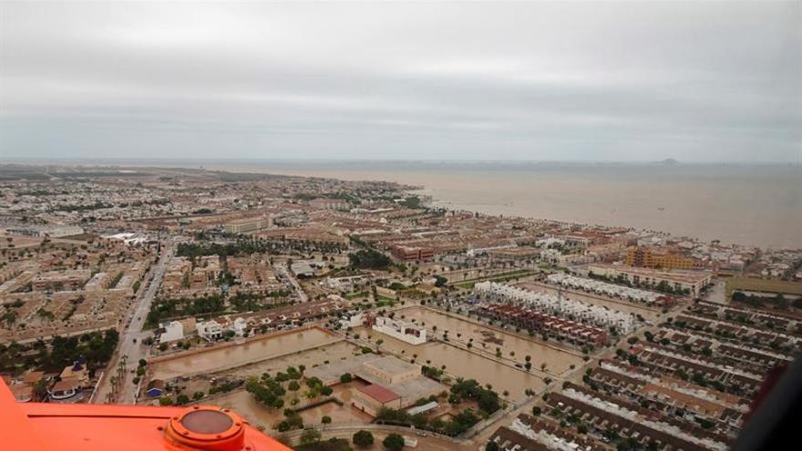 Cieza, Molina y Archena (Murcia) piden la declaración de zona catastrófica