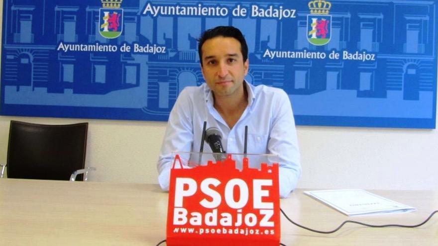 Ricardo Cabezas, PSOE de Badajoz / Twitter  @RCabezasPsoe