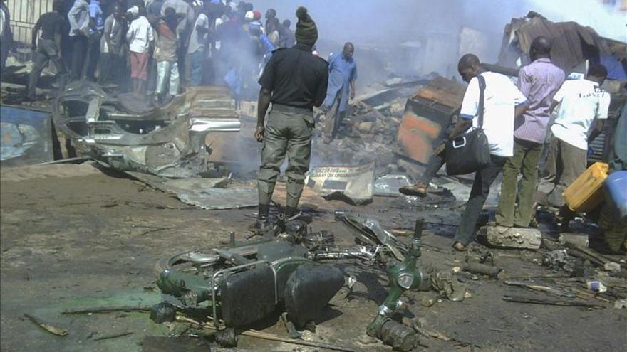 Una fuerte explosión sacude una mezquita próxima al palacio de un emir en Nigeria