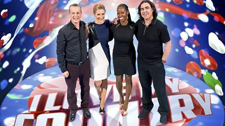 TVE prepara un concurso de prime time con famosos enfrentados por España