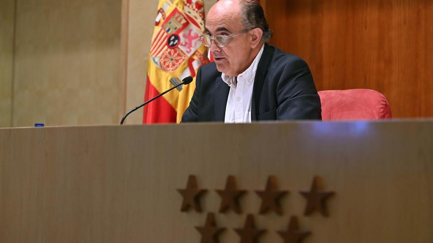 Madrid empezará a vacunar el lunes a personas de entre 50 y 55 años