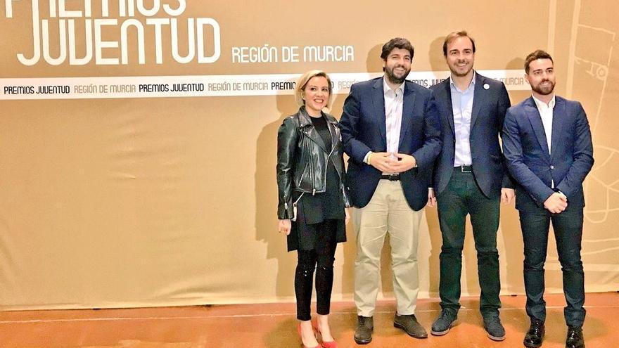 La Comunidad convoca la X edición de los Premios Juventud de la Región de Murcia