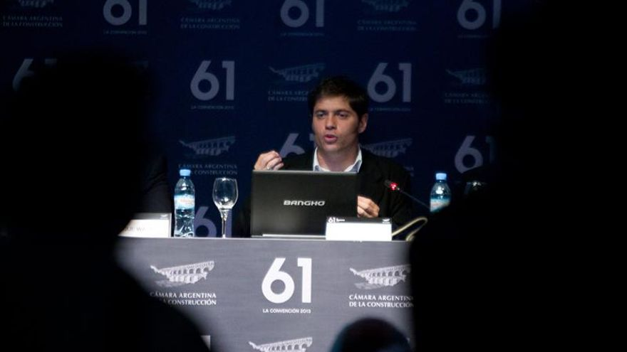 Argentina revelará los detalles del preacuerdo cuando sea aprobado