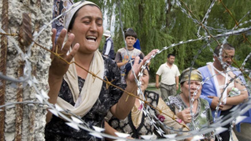 Violencia en Kirguistán