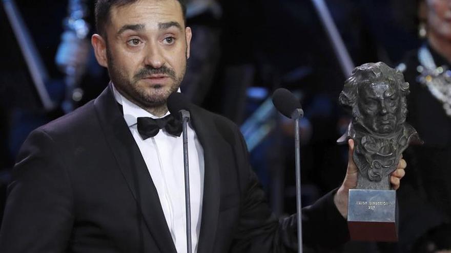 """""""Un monstruo viene a verme"""", la más premiada de los Goya"""
