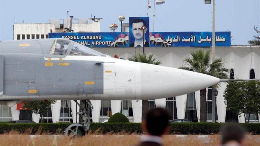 Aumentan a 53 los muertos por bombardeos rusos y de la coalición en Siria
