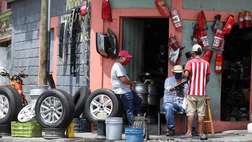 La economía de Honduras se contrae un 1,3 % en el primer trimestre por la pandemia