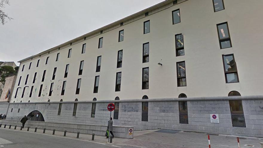 Sede del Departamento de Educación del Gobierno de Navarra.