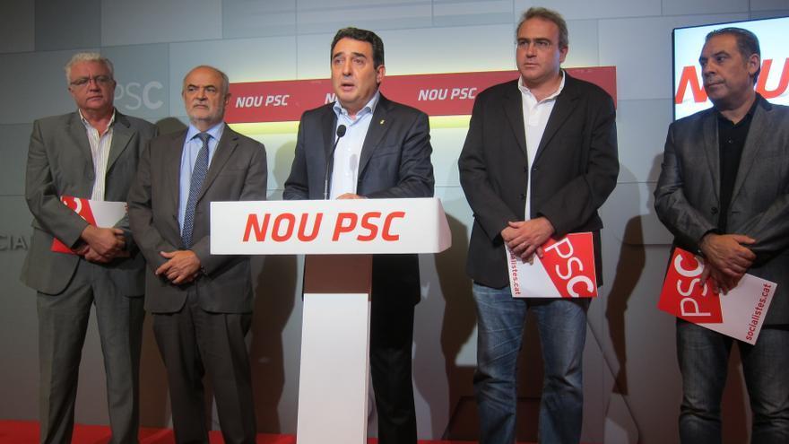 """El PSC exige a Rajoy que no cierre la puerta al pacto fiscal porque es una reivindicación """"justa"""""""