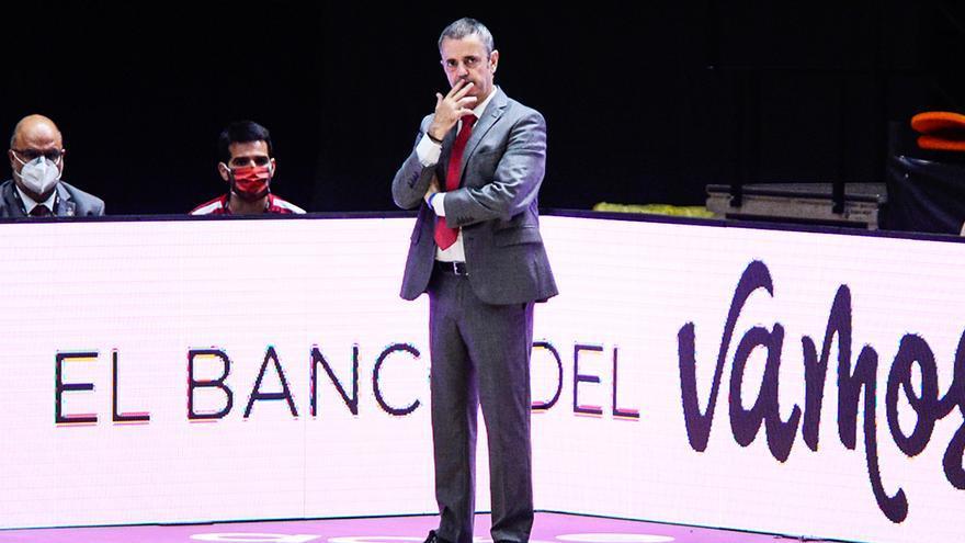 Porfirio Fisac, nuevo entrenador del Granca