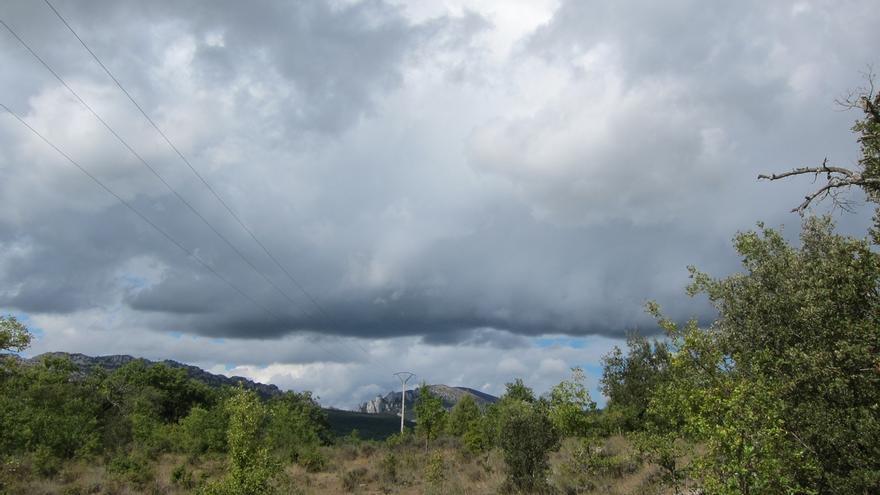 Previsiones meteorológicas del País Vasco para hoy día 25