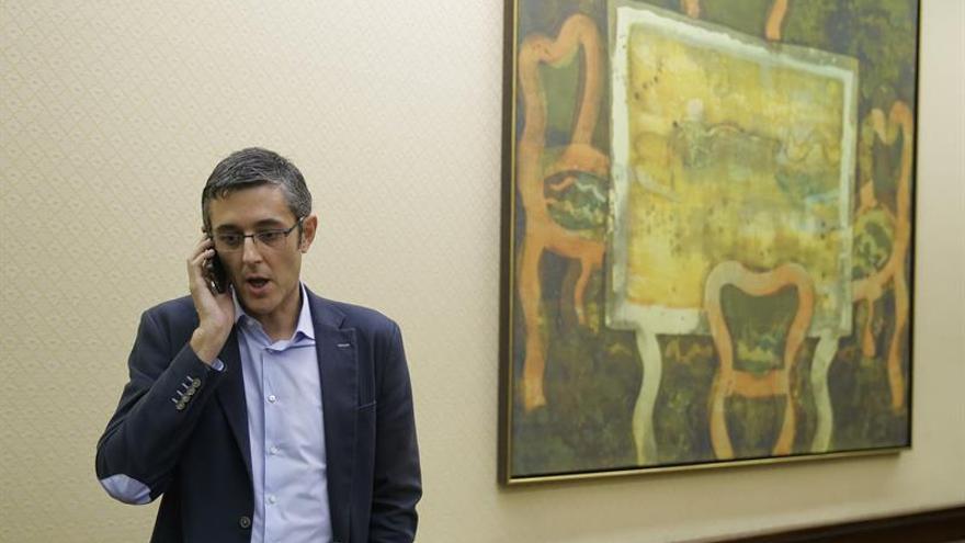 """Madina critica el discurso de Ana Pastor """"a años luz"""" del que hizo el Rey"""