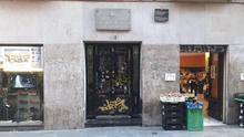 Pintadas y abandono: el lamentable estado de la casa de Bilbao en la que nació Miguel de Unamuno