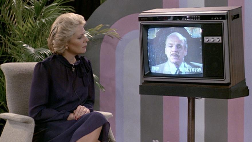 La televisión, cuanto menos inteligente mejor   Foto: Videodrome