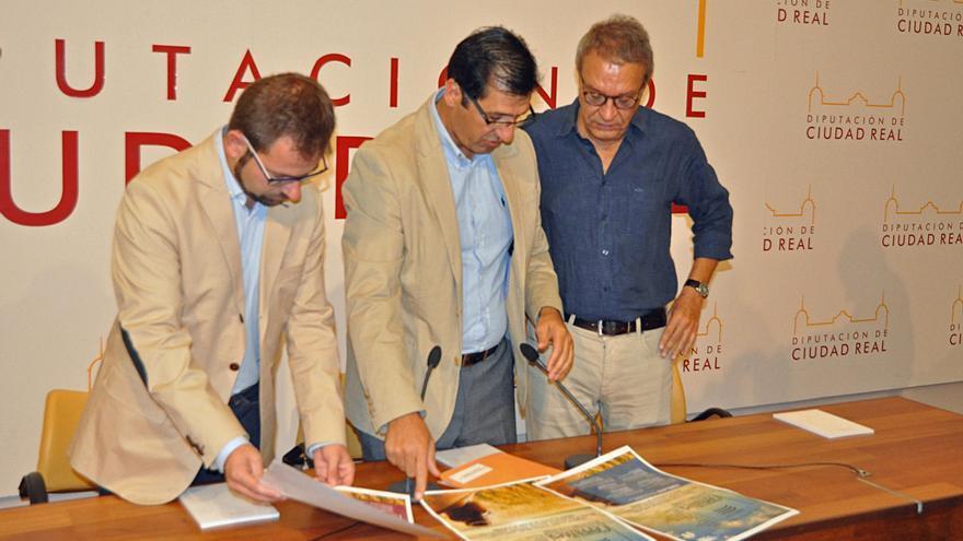 Presentación de los 'Encuentros con Cervantes' / Diputación de Ciudad Real