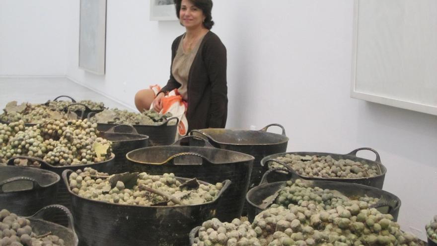 María Antonia Fernández, enóloga de FENAVIN. Foto: Impulsacoop