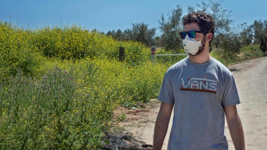 Nivel alto de polen, polución y sequía: el peor escenario para los alérgicos