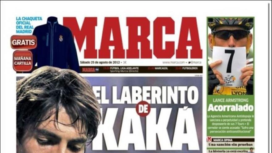 De las portadas del día (25/08/2012) #11