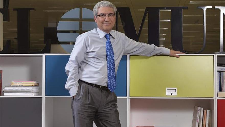 David Jiménez sustituye a Casimiro García-Abadillo al frente de El Mundo