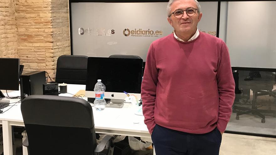 Rafael Beneyto, Alto Comisionado para la Financiación de la Comunitat Valenciana.