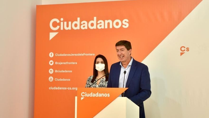 El vicepresidente de la Junta de Andalucía y consejero de Turismo, Regeneración, Justicia y Administración Local, Juan Marín.