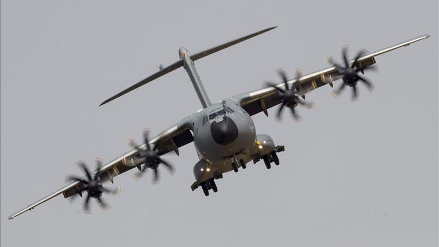 Airbus considera problemas de ensamblaje en Sevilla en el siniestro del A400M
